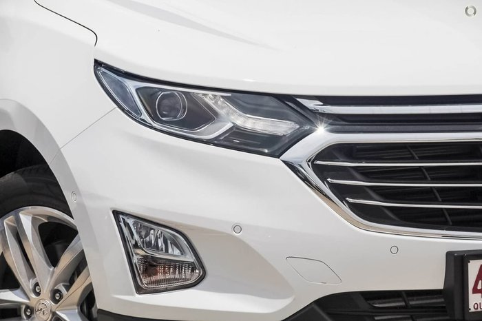 2018 Holden Equinox LTZ EQ MY18 Four Wheel Drive White