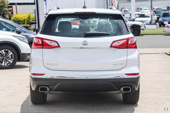 2018 Holden Equinox LTZ EQ MY18 Four Wheel Drive White