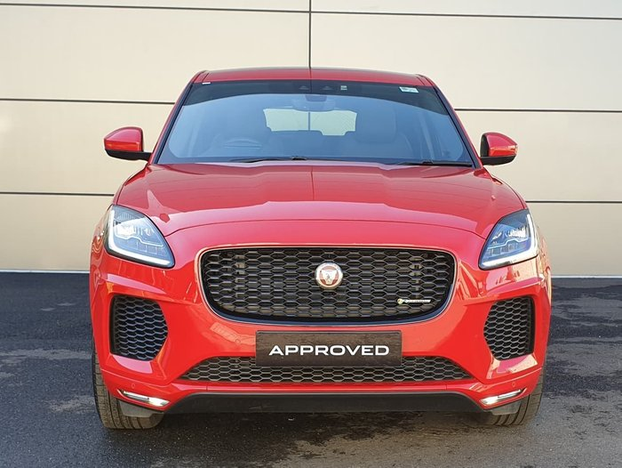 2018 Jaguar E-PACE D180 R-Dynamic First Edition X540 MY18 4X4 On Demand Red