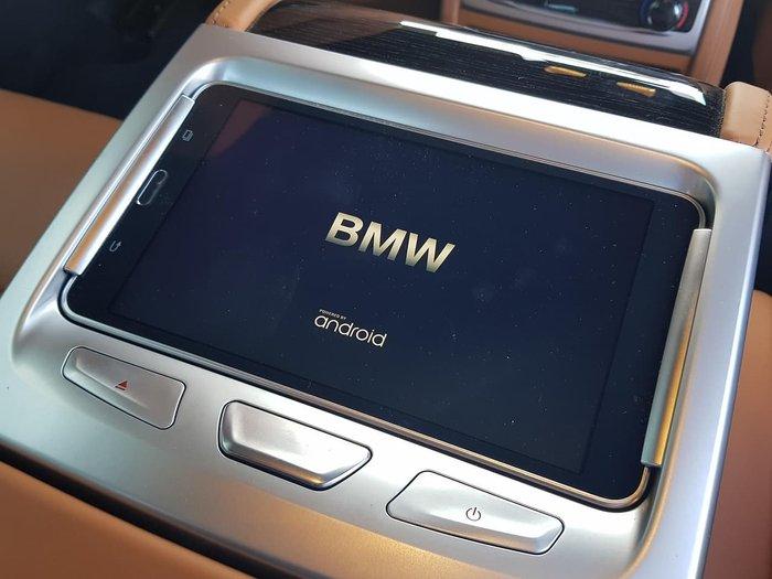 2017 BMW 7 Series 740i G11 White