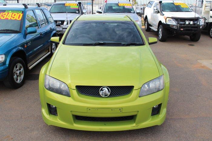 2008 Holden Commodore SV6 VE Green