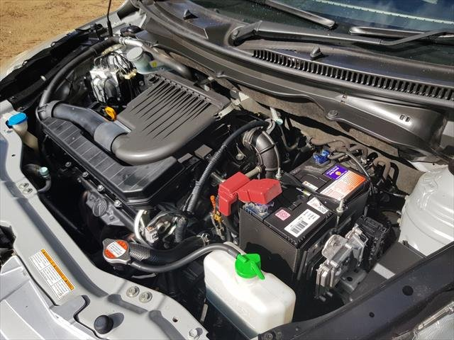 2012 Suzuki Swift GA FZ Silver
