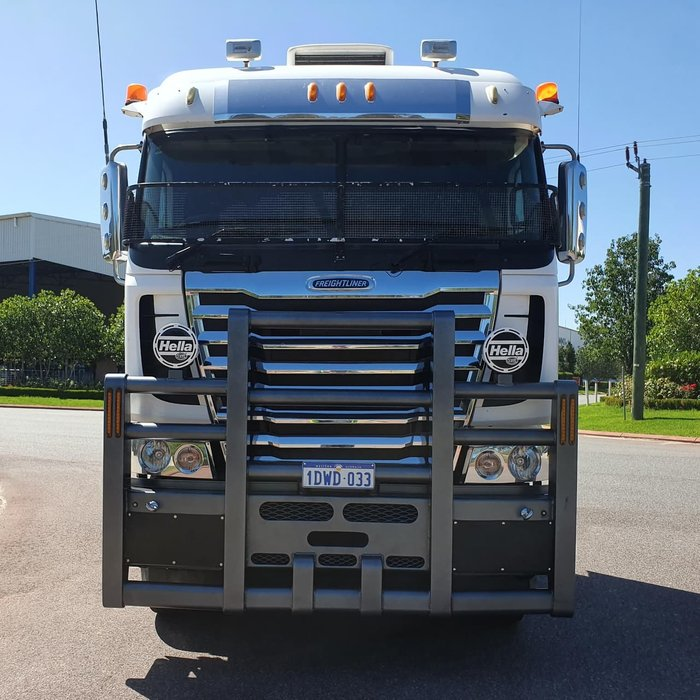 2012 FREIGHTLINER ARGOSY LOW ROOF null null WHITE