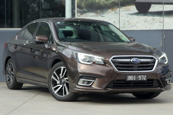 2019 Subaru Liberty 2.5i 6GEN MY19 Four Wheel Drive Brown