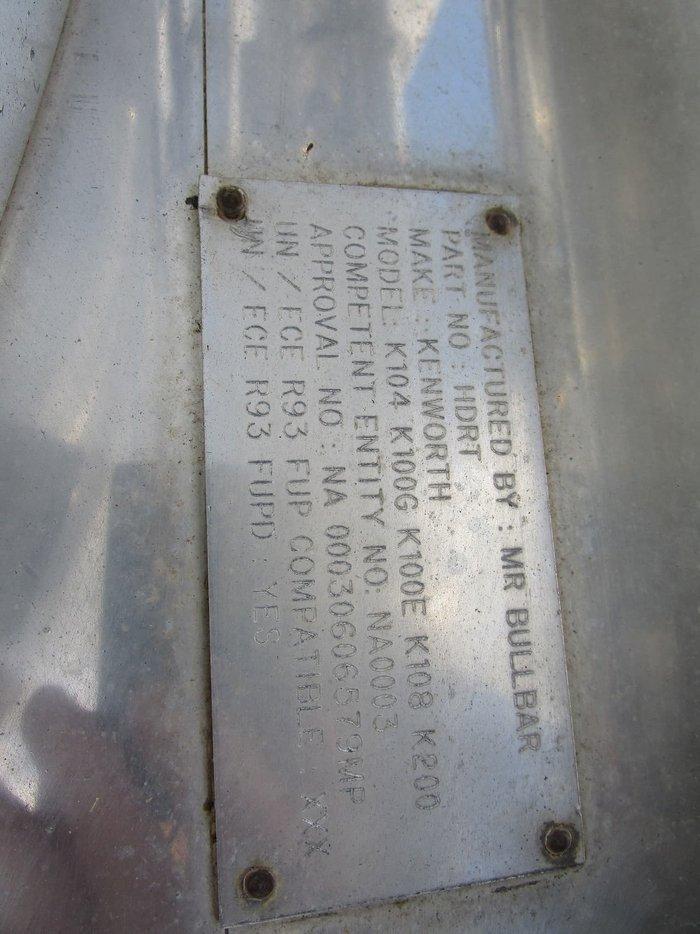 2012 KENWORTH K200 null null null