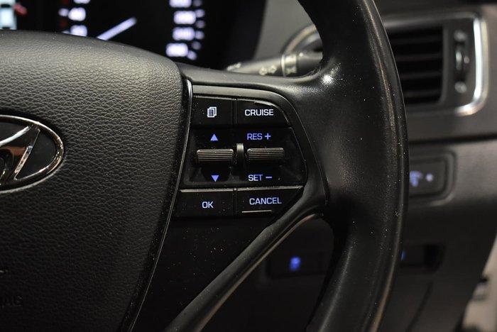 2015 Hyundai Sonata Premium LF MY16 White