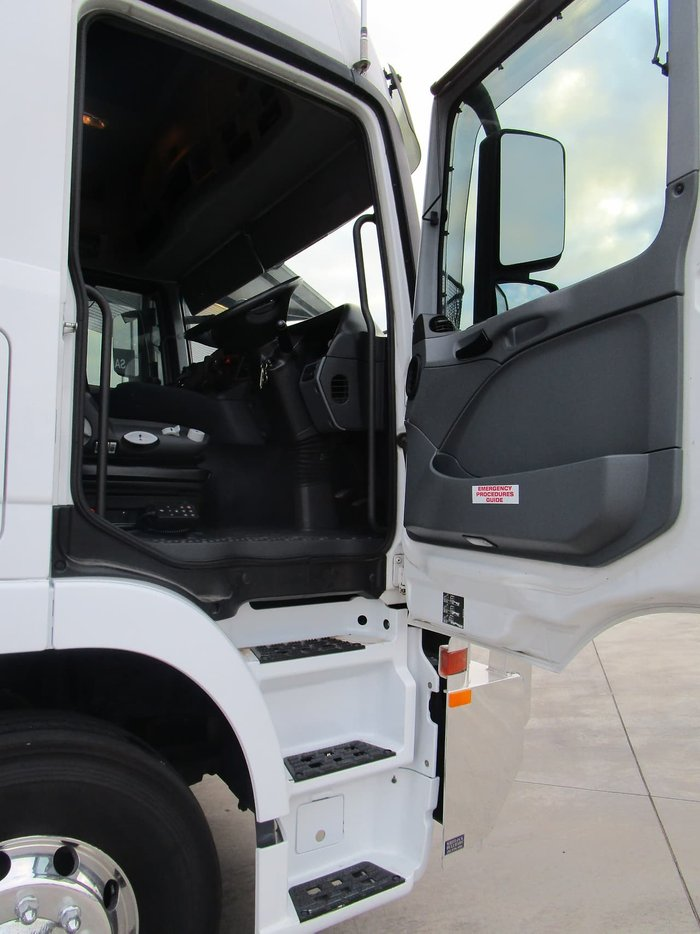 2015 MERCEDES-BENZ 2655 ACTROS null null WHITE