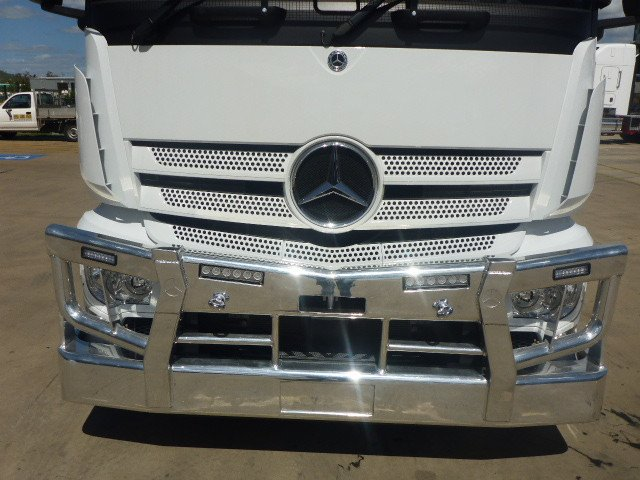 2020 Mercedes-Benz 2646 Actros 6x4 PURE White