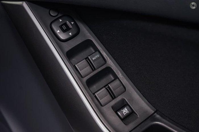2019 Mazda BT-50 XTR UR 4X4 Dual Range White