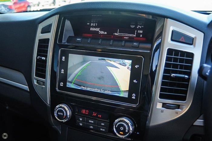 2019 Mitsubishi Pajero GLX NX MY20 4X4 Dual Range Grey