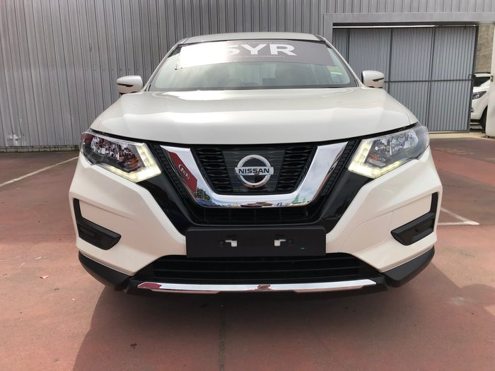 2020 Nissan X-TRAIL ST T32 Series III MY20 4X4 On Demand White