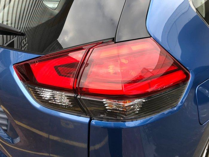 2020 Nissan X-TRAIL ST T32 Series III MY20 4X4 On Demand Blue