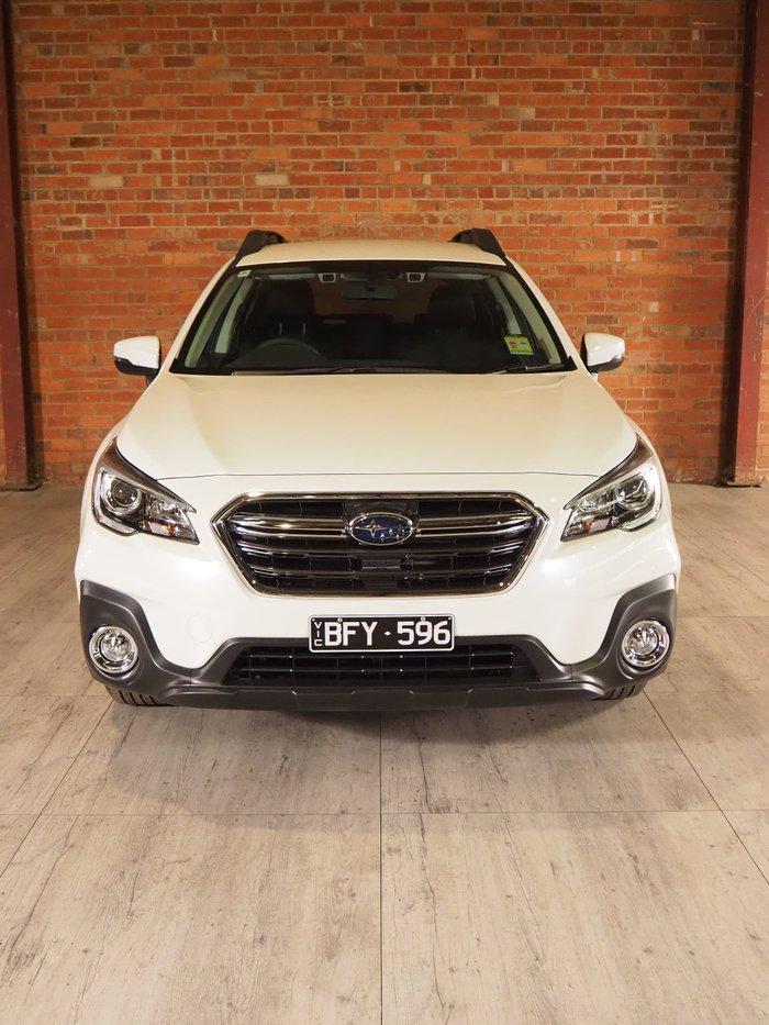 2019 Subaru Outback 2.0D 5GEN MY20 Four Wheel Drive White
