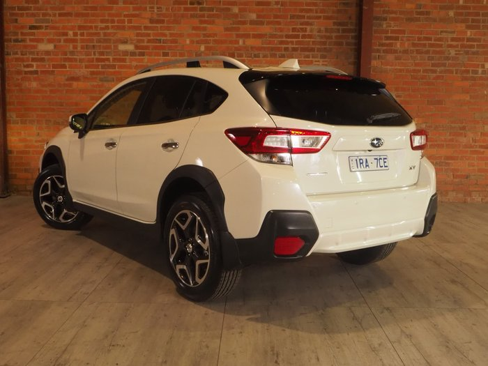 2019 Subaru XV 2.0i-S G5X MY19 Four Wheel Drive White