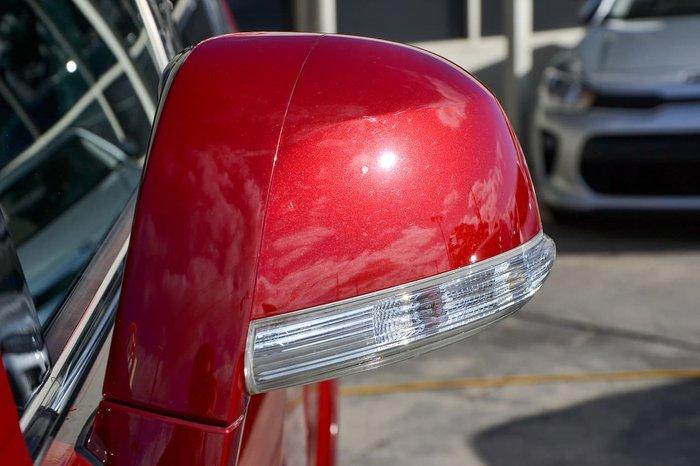 2018 Holden Captiva LTZ CG MY18 4X4 On Demand Red