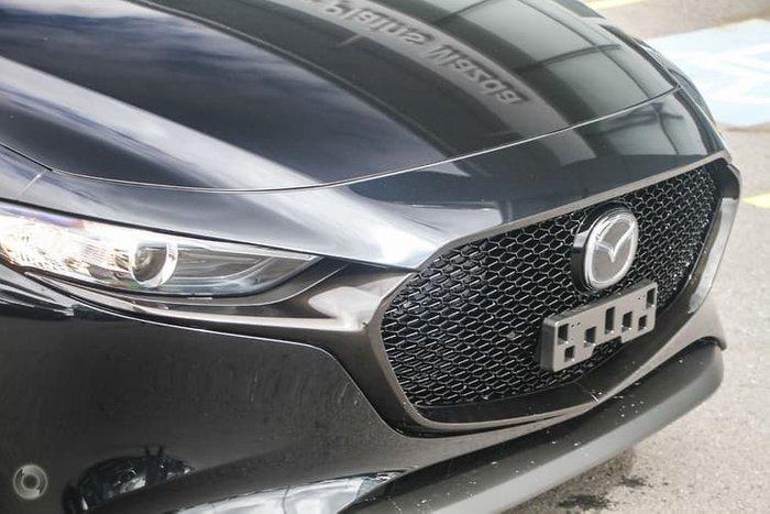 2020 Mazda 3 G20 Touring BP Series Black