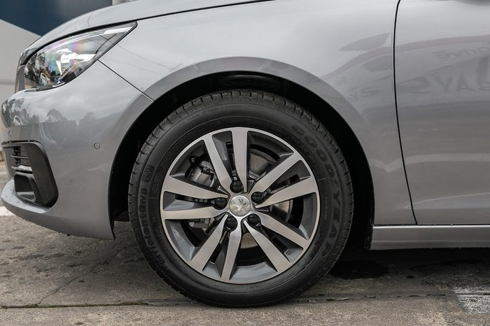 2019 Peugeot 308 Allure T9 MY20 Grey