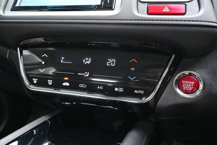 2018 Honda HR-V VTi-S MY17 Silver