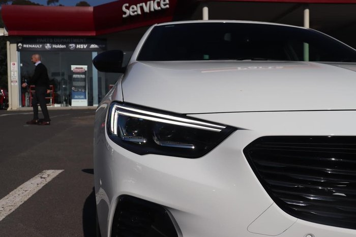 2019 Holden Commodore VXR ZB MY19 4X4 On Demand White
