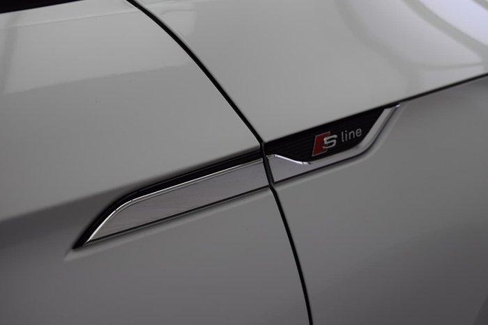 2018 Audi A5 45 TFSI sport F5 MY19 Four Wheel Drive White