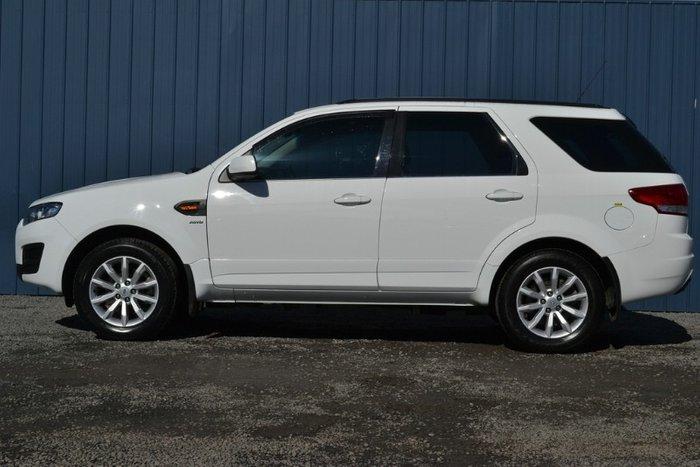 2014 Ford Territory TX SZ Four Wheel Drive WINTER WHITE