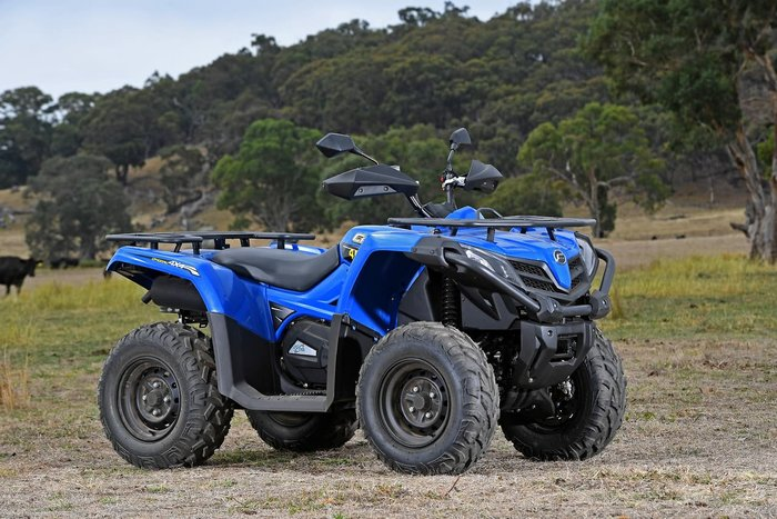 2020 CFMOTO CFORCE 400 null null Blue