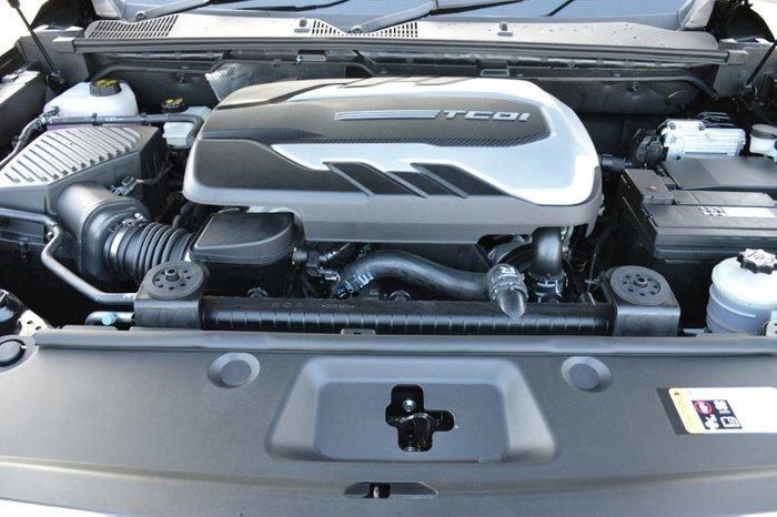 2020 LDV T60 Trailrider SK8C 4X4 Dual Range BLACK