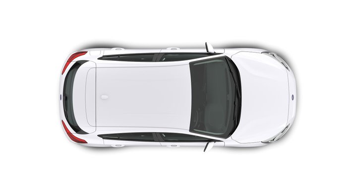 2019 Ford Focus Trend SA MY19.75 White
