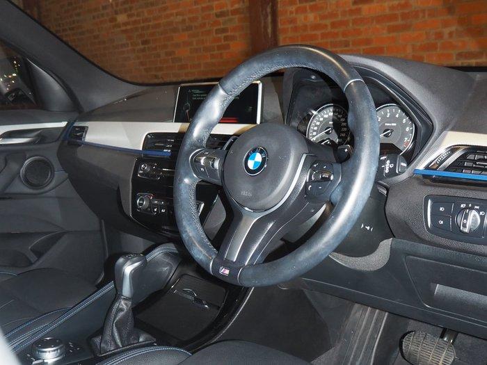 2016 BMW X1 xDrive25i F48 Four Wheel Drive Grey