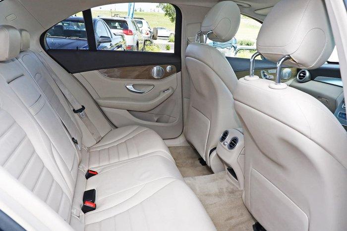 2014 Mercedes-Benz C-Class C250 BlueTEC W205 Blue
