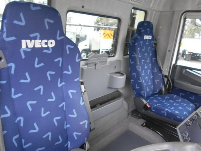 2012 IVECO POWERSTAR 7200 null null WHITE