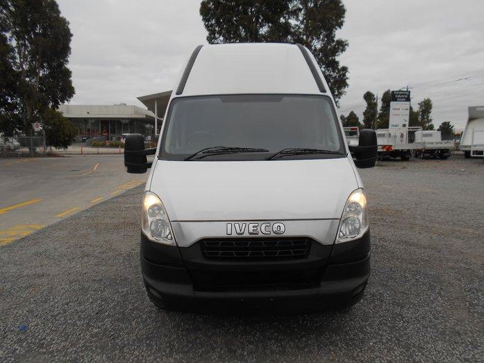 2012 IVECO DAILY 50C17 null null White