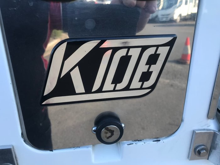 2008 KENWORTH K108 BIG CAB null null WHITE