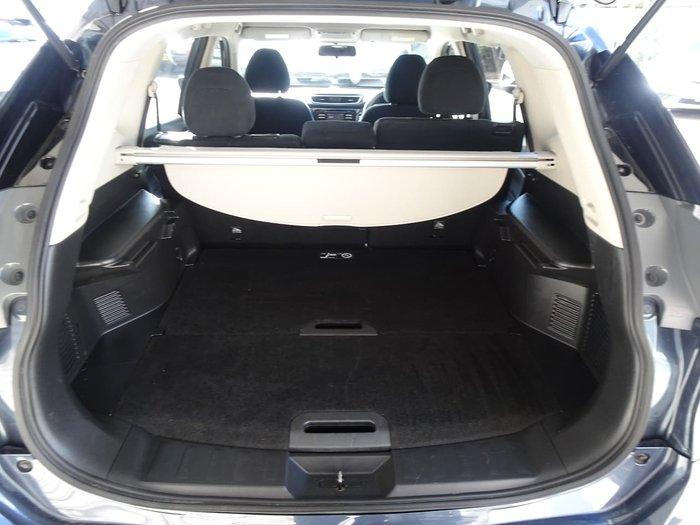 2015 Nissan X-TRAIL ST T32 4X4 On Demand Blue