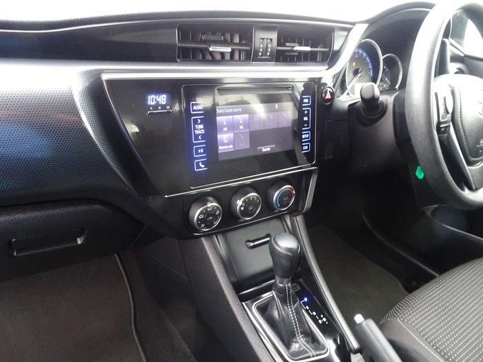 2017 Toyota Corolla Ascent ZRE182R Silver