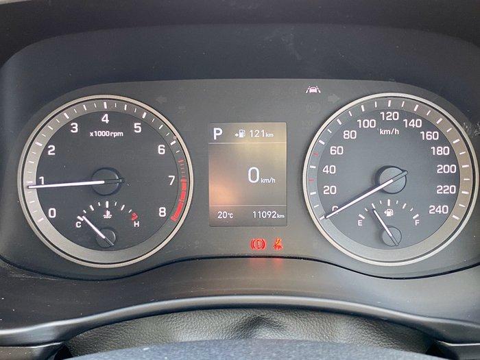2019 Hyundai Tucson Active TL4 MY20 Blue