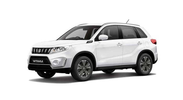 2019 Suzuki Vitara LY Series II White