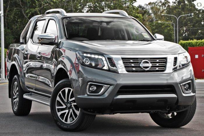 2020 Nissan Navara ST-X