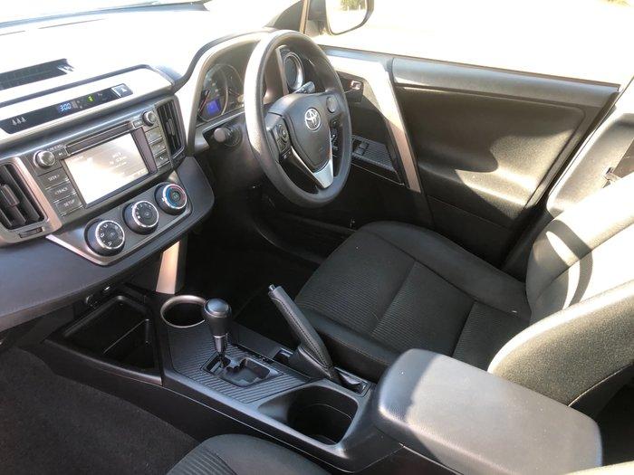 2015 Toyota RAV4 GX ZSA42R MY14 Silver