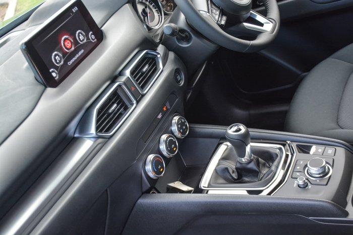 2020 Mazda CX-5 Maxx KF Series Grey