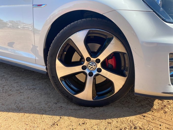 2015 Volkswagen Golf GTI 7 MY15 White