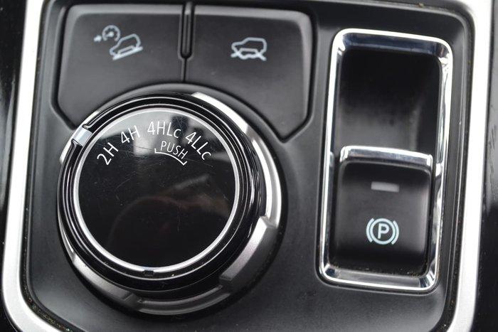 2017 Mitsubishi Pajero Sport Exceed QE MY17 4X4 Dual Range Bronze
