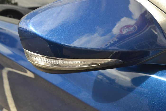 2015 Hyundai Accent Active RB3 MY16 Blue