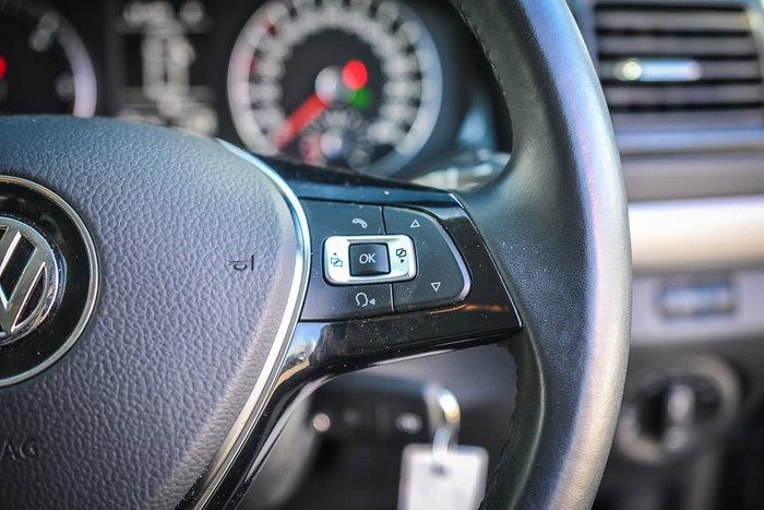 2019 Volkswagen Amarok TDI420 Core Plus 2H MY20 4X4 Constant Black
