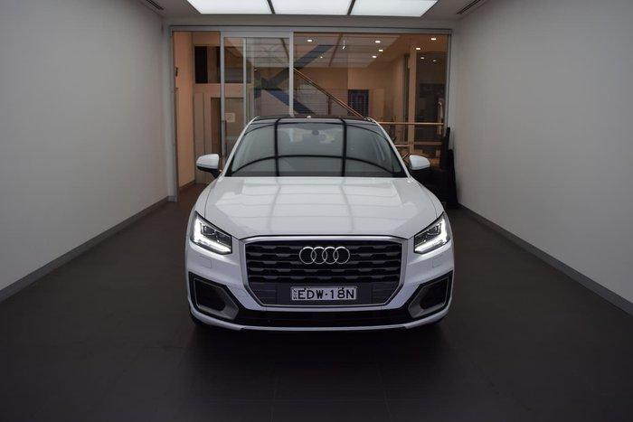 2019 Audi Q2 35 TFSI design GA MY19 White