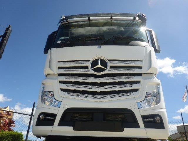 2020 Mercedes-Benz 2658 Actros Stream Space White