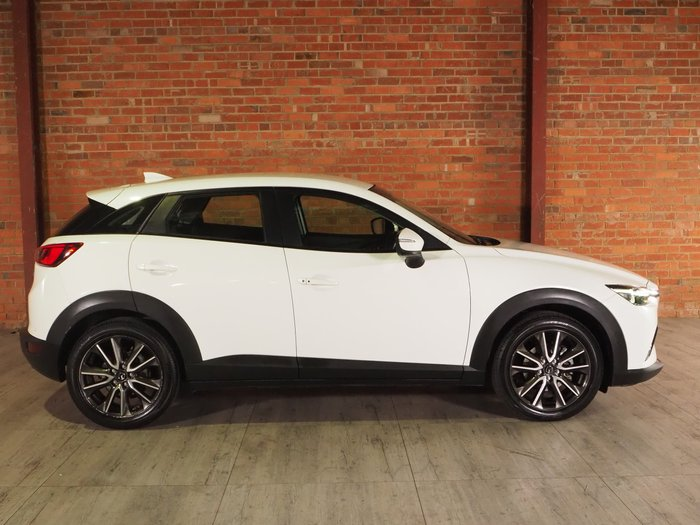 2015 Mazda CX-3 sTouring DK 4X4 On Demand White