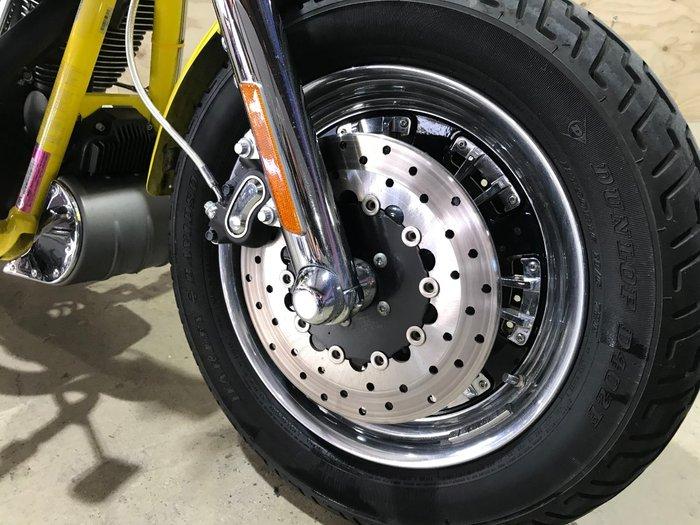 2009 Harley-davidson FXDFSE CVO DYNA FAT BOB