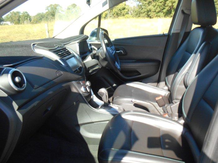 2016 Holden Trax LTZ TJ MY16 Grey