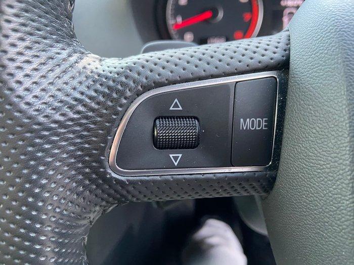2010 Audi A3 TFSI Ambition 8P MY11 Grey